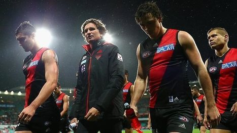 AFL survey reveals 12 clubs used supplements without adequate supervision - NEWS.com.au | sports science | Scoop.it