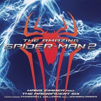 Pharrell Williams Here Amazing Spider Man 2 Mp3 Song - Free Download | Alex Garrett | Scoop.it