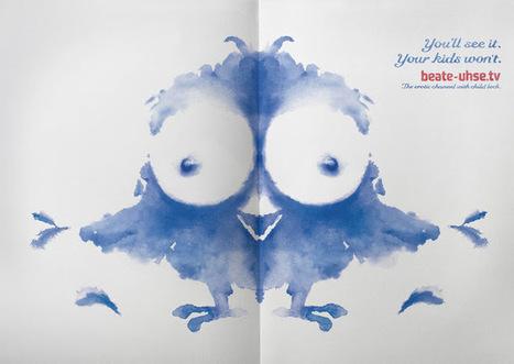 Tests de Rorschach de lo más creativos | acerca superdotación y talento | Scoop.it