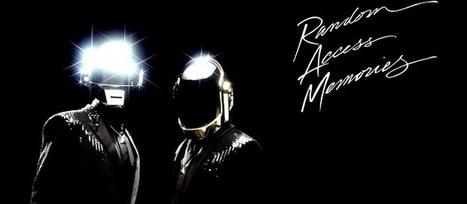 Daft Punk élu album de l'année aux Grammy Awards 2014 ! | WebZeen | Actualité de la musique sur le Web | WebZeen | Scoop.it