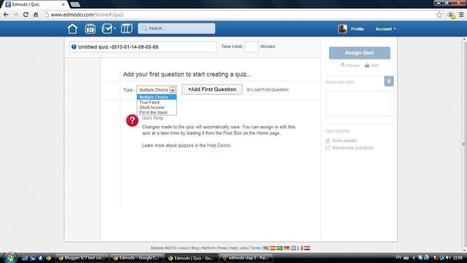 ICT test corner: Edmodo : social networking voor scholen | Edmodo NL | Scoop.it