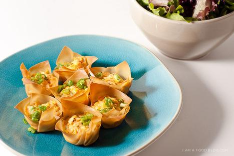 Crab Rangoon Recipe « i am a food blog | Food Porn | Scoop.it