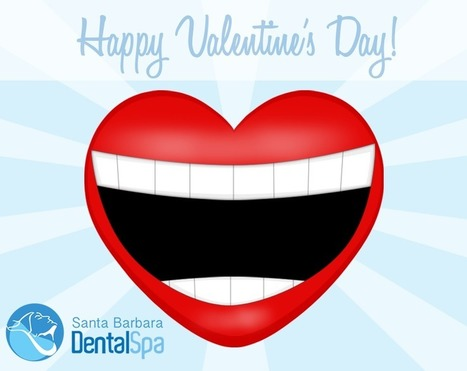 4 Reasons to Brighten your Smile for your Valentine - Santa Barbara Dental Spa | Dental Services | Hi-Tech Dentistry | Spa Services | Painless Dentistry | (805) 560-9999 | Dental Services | Scoop.it