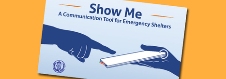 Show Me: A Communication Tool for Emergency Shelters | Communication and Autism | Scoop.it
