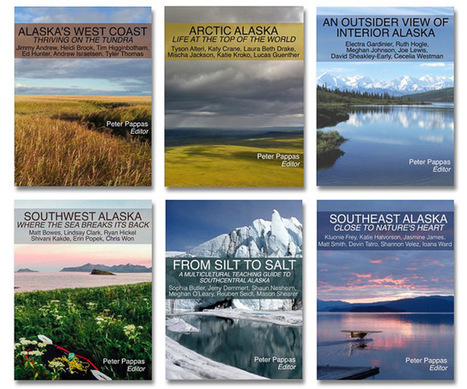 Six free iBooks: Multicultural Alaska History Series | Publishing with iBooks Author | Scoop.it