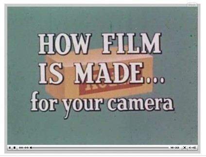 How Film Was Made: A Kodak Nostalgia Moment | Open Culture | The World of Open | Scoop.it