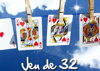 Le jeu de 32 | Tarots traditionnels | Scoop.it