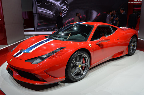 Photos - Specifications of Ferrari 458 Speciale in Different Shots | A new iphone 5s with its bold features and standards | Scoop.it