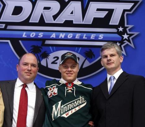 Granlund to remain in Finland for 2011-12 | StarTribune.com | Finland | Scoop.it