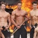 Firefighters 2013, il calendario dei pompieri inglesi | Attori Nudi | Scoop.it