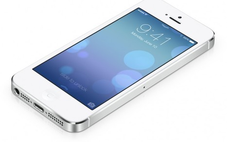 Apple: iOS 7 è finalmente realtà, ed è semplicemente incredibile!   Tutte le novità dalla WWDC | Il Testardo Blog | Scoop.it