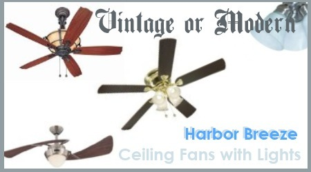 Harbor Breeze Ceiling Fans - Are Ceiling Fans with Lights Right for Your Home? | Air Circulation and Ceiling Fans | Scoop.it