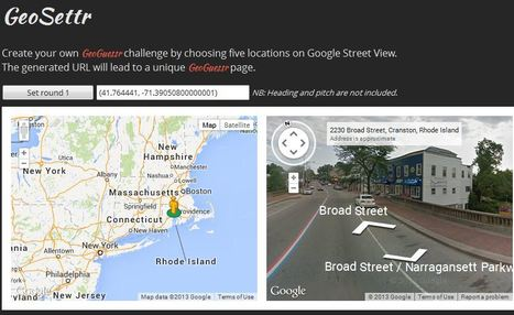 Using GeoGuessr in the Classroom | Masada Geography | Scoop.it