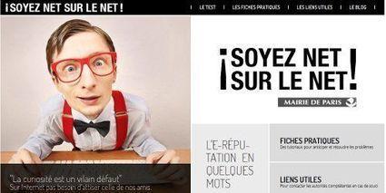 Facebook : vérifiez et nettoyez votre e-réputation en quelques clics avec la mairie de Paris   Libertés Numériques   Scoop.it