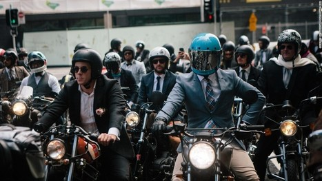 The most stylish bikers in the world - CNN.com | Ductalk Ducati News | Scoop.it