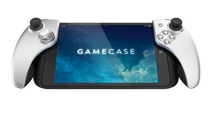 Logitech iPhone Gamepad | All Geeks | Scoop.it