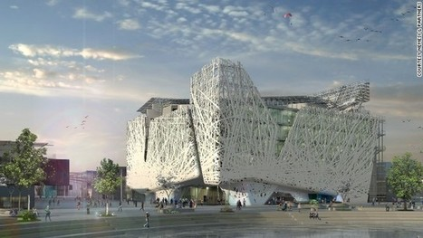 The smog-guzzling buildings fighting deadly pollution | Sustainable Futures | Scoop.it