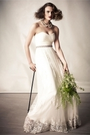 Lace Appliques Wedding Dresses - theLuckyBridal.com | Lace Wedding Dresses - theLuckyBridal.com | Scoop.it