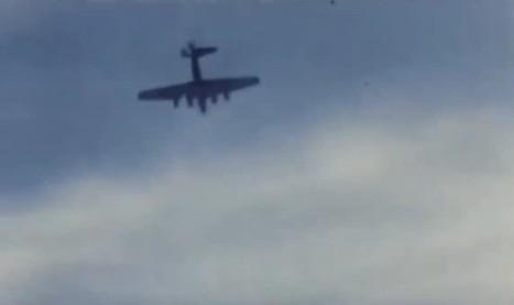 Los combates aéreos de la II Guerra Mundial a color | Segunda Guerra Mundial Rebeca Mosteiro | Scoop.it