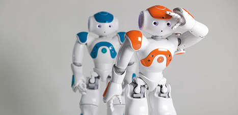 Moi, Nao, le robot made in France | Actu de l'industrie | Scoop.it