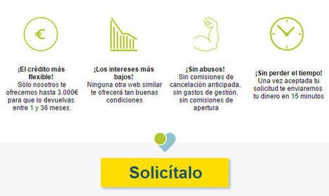 Hapicredito, Préstamos Rápidos Hasta 3000 Euros En 15 Min | Préstamos Personales | Scoop.it