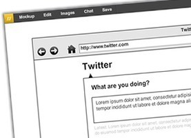 MockFlow - Online Wireframe Tool and Design Cloud | New Web 2.0 tools for education | Scoop.it