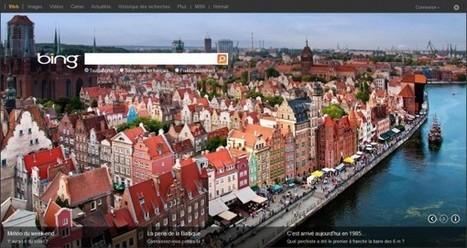 Bing fait peau neuve en Europe - Le Journal du Geek (Blog) | Univers de la veille | Scoop.it