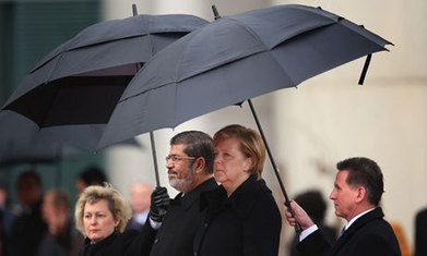 Mohamed Morsi promises Germany he will lead Egypt on road to democracy | Égypt-actus | Scoop.it