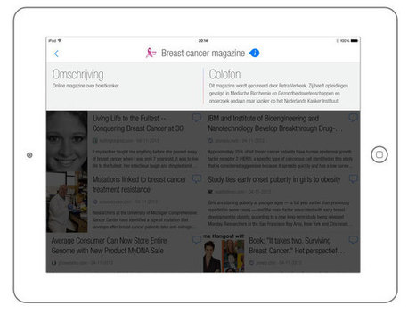 Create your own digital magazine via content curation; it's easy! (2) | Курирование | Scoop.it