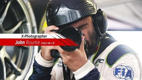Is the Fujifilm X system ready for motorsport? | Fujifilm X Series APS C sensor camera | Scoop.it