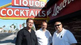 Las Vegas' Atomic Liquors, where nuclear bombs lit the sky, reopens   Cold War History   Scoop.it