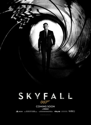 Skyfall(2012)   Blogging over.   Scoop.it