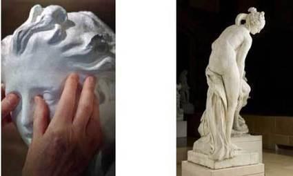 Nouvelle galerie tactile du Louvre : le nu à l'honneur ! | Commercialisation Touristique | Scoop.it