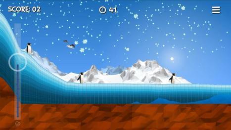 Une scientifique crée un jeu vidéo pour expliquer l'impact du changement climatique en Antarctique | SeriousGame.be | Scoop.it