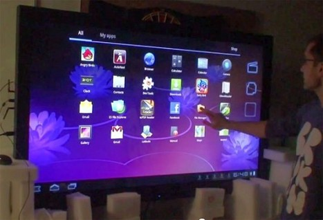 "65-inch Honeycomb ""Tablet"" bumps Android up to 1080p 