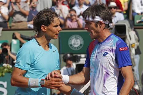 Nadal shatters Mayer's Roland Garros illusions - BuenosAiresHerald.com   Roland Garros   Scoop.it