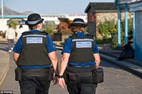 Only one in three regularly see a bobby on the beat, report reveals  | Policing news | Scoop.it