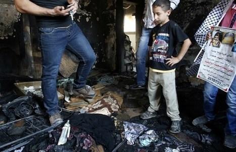 Jewish extremists suspected in West Bank village fire: NGO | Upsetment | Scoop.it
