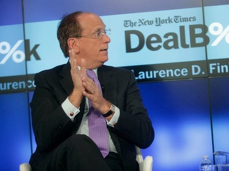 LARRY FINK: I Was Just In The Middle East And I Came Back 'More Bearish' On Oil | Global Financial Markets | Scoop.it