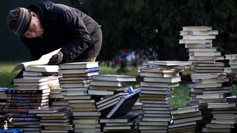 New research links reading books with longer life | Online uitgeven | Scoop.it