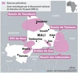 Mali : un pays riche en pétrole, en gaz et en mines d'or | Histoire de la Fin de la Croissance | Scoop.it