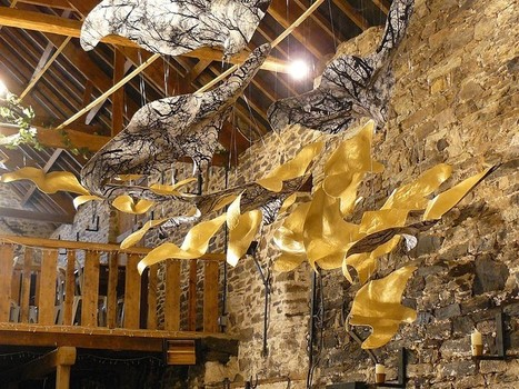 Linda Gordon: Flights of Fancy | Art Installations, Sculpture, Contemporary Art | Scoop.it