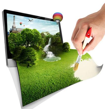 En faisant du Compositing avec Photoshop - Tuto Photoshop les meilleurs tutoriaux photoshop parmis les tutoriaux photoshop du net Cs6, Cs5, cs4, cs3 et cs2 | Boîte à outils du web 2.0 | Scoop.it