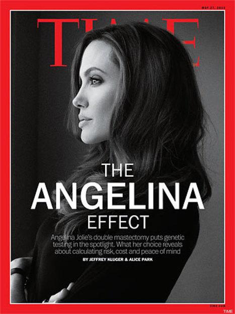 El efecto Jolie, oportunidad para profesionales de la salud y pacientes en redes sociales | Traducción, Idiomas y Comunicación | Scoop.it
