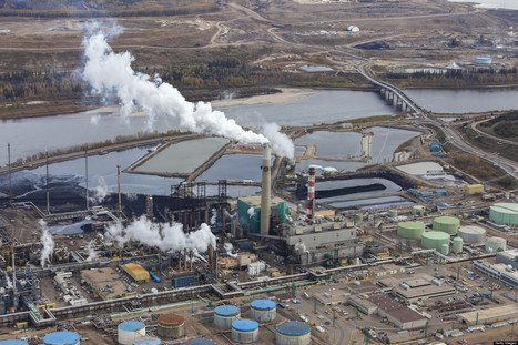 Oilsands Water Released Into Rivers? | Sustain Our Earth | Scoop.it