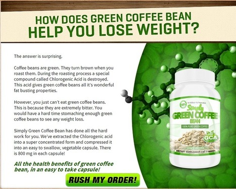 Simply Green Coffee Bean Warning - Don't Buy Before You Read This!!! | WEIGHT LOSS DAERTIAN | Scoop.it