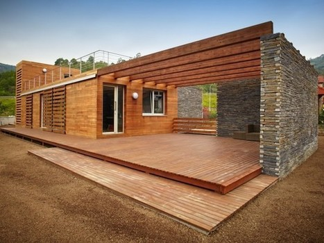 Attractive and Sustainable Spanish Home by Zwei Estudio Creativo ... | Buscadores  (search) | Scoop.it
