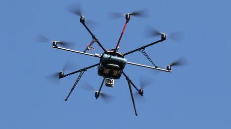 Drones : les robots volants entrent dans nos vies   Ressources pour la Technologie au College   Scoop.it