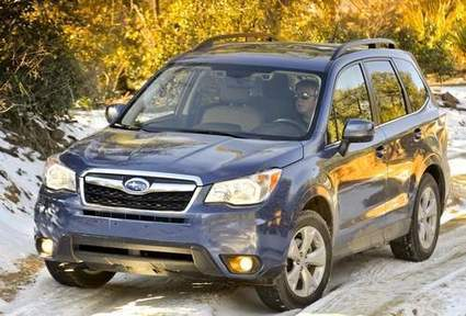 Silvio Calabi: Subaru Forester gets a jump on 2014 - Dover Post | Beautiful Cars | Scoop.it