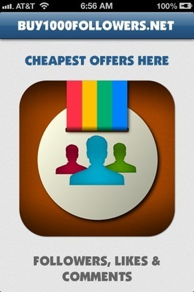 Buy Instagram Followers starting at $2 | Buy Instagram Followers | Scoop.it